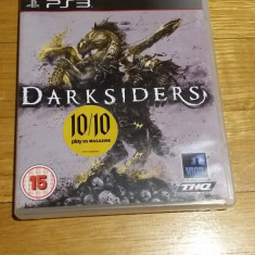 PS3 Darksiders - joc original by WADDER - Jocuri PS3 Thq, Actiune, 16+, Single player
