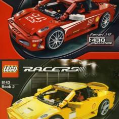 LEGO 8143 Ferrari F430 Challenge 1:17