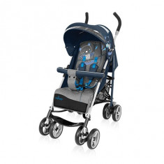 Baby design travel quick 03 blue 2017 - cărucior sport - Carucior copii Sport