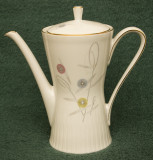 Lichidare colectie - ceainic portelan model 1