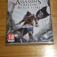 PS3 Assassin's Creed 4 Black flag - joc original by WADDER - Jocuri PS3 Ubisoft, Actiune, 18+, Single player