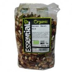Mix din 7 boabe de fasole si naut Bio 500 g - Dieta