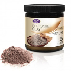 Bentonite clay (oily skin) 326gr Secom - Lotiune de corp