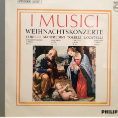 CORELLI/TORELLI/LOCATELLI/MANFREDINI -CONCERTO(1977/Philips/Holland) - VINIL/RAR - Muzica Clasica universal records