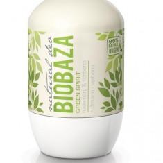 Deodorant natural pentru femei GREEN SPIRIT (verbina si rozmarin) - Biobaza, 50ml