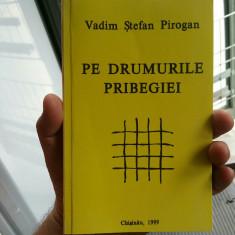 PE DRUMURILE PRIBEGIEI VADIM STEFAN PIROGAN MISCAREA LEGIONARA DETINUT POLITIC