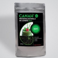 Pudra Proteica de Canepa Eco Canah, 500 gr - Ulei relaxare