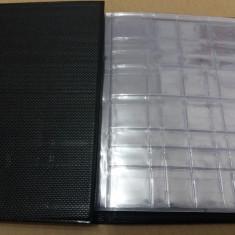 Clasor pentru monede mixt-108 buzunare - album clasor