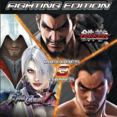 Joc software Fighting Edition Xbox 360
