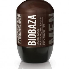 Deodorant natural pentru barbati Dark Men (menta si chimion) - Biobaza - Antiperspirant barbati