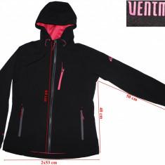 Geaca windstopper softshell McKinley, VentMax Pro, dama, marimea 40(M) - Imbracaminte outdoor, Marime: M, Geci, Femei