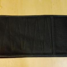 Suport Auto Parasolar Pentru Cd, Dvd