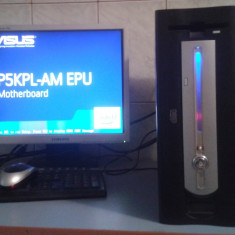 Unitate centrala dual core 3 gb ram - Sisteme desktop fara monitor Asus, Intel Pentium Dual Core