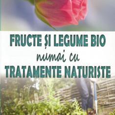 Philippe Asseray - Fructe si legume bio numai cu tratamente naturiste - 37372 - Carte amenajari interioare
