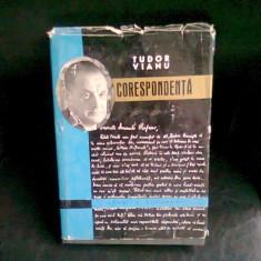 CORESPONDENTA - TUDOR VIANU