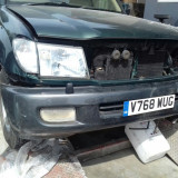 Bara fata Toyota Land cruiser J 100 Goala