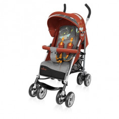 Baby design travel quick 01 orange 2017 - cărucior sport - Carucior copii Sport