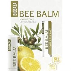 Balsam de buze cu ulei de masline si grapefruit - Biobaza - Ulei relaxare
