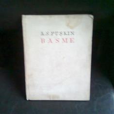 BASME - A.S. PUSKIN - Carte Basme