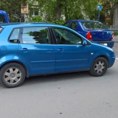 VW Polo 1.4l 16v Highline, An Fabricatie: 2003, Benzina, 143000 km, 1390 cmc