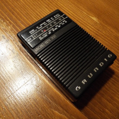 radio GRUNDIG MICRO BOY 300
