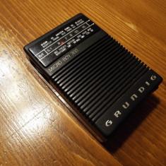 Radio GRUNDIG MICRO BOY 300 - Aparat radio