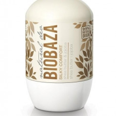 Deodorant natural pentru femei Silky Comfort (shea si jojoba) - Biobaza
