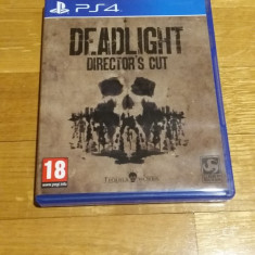PS4 Deadlight Director's cut joc original / by WADDER - Jocuri PS4, Actiune, 18+, Single player