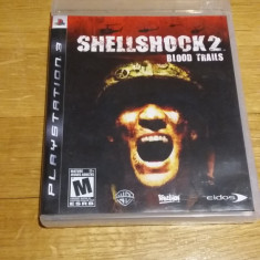 PS3 Shellshock 2 Blood trails - joc original by WADDER - Jocuri PS3 Eidos, Actiune, 18+, Single player