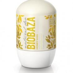 Deodorant natural Biobaza pentru femei HONEY KISS, 50ml
