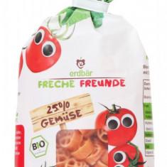 Paste pentru copii din grau dur cu rosii BIO 300 g - Carte cu ghicitori pentru copii