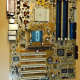 Placa de baza Asus A8V Rev 2.0 Socket 939