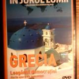 Grecia, DVD.