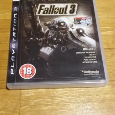 PS3 Fallout 3 Game of the year edition GOTYE - joc original by WADDER - Jocuri PS3 Bethesda Softworks, Role playing, 18+, Single player