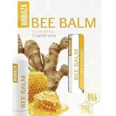 Balsam de buze cu miere si ghimbir - Biobaza - Crema conturul ochilor