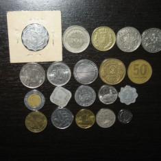 Lot 20 monede straine diferite, Europa, An: 2000