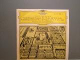 Bach - Brandenburg Concertos no 2/4 (1960/Polydor rec/RFG) - VINIL/Impecabil/Rar, deutsche harmonia mundi