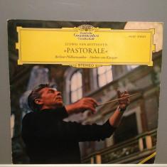 Beethoven - Pastorale - H.von Karajan (1965/Deutsche Grammophon/RFG) - VINIL/RAR, deutsche harmonia mundi