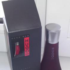 Flacon Hugo Boss Deep Red 50ml (1.5cm ramas) - Parfum femeie Hugo Boss, Apa de parfum