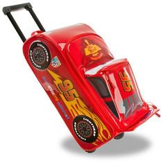 Troller Lightning McQueen din Cars cu sunete