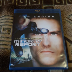 Minority report si Batman vs super bluray originale cu romana - Film actiune Odeon, BLU RAY 3D