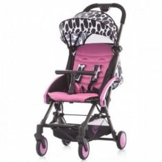 Carucior Copii 0+Luni Chipolino Zeta roz - Carucior copii Sport