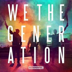 Rudimental - We The Generation CD - Muzica Dance warner