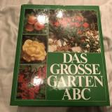 Catalog cu planșe color-floricultura(limba germana)