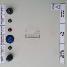 Automatizare centala pe lemne pentru pompa 12V (fara acumulator).