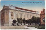 #2015- Romania, Maramures, M.Sziget c.p.  circ. apr. 1918: Banca Austro-Ungara