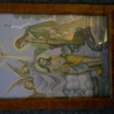 ICOANA LITOGRAFIE BOTEZUL LUI ISUS - Icoana litografiate