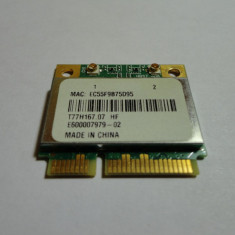 Foxconn Wireless LAN Atheros HB97 - Acer Aspire 8951g