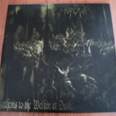 EMPEROR -Anthems to the welkin... gatefold 2 vinil(vinyl) ,Back on Black 2009