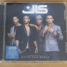 JLS - Outta This World CD (2010) - Muzica Pop sony music